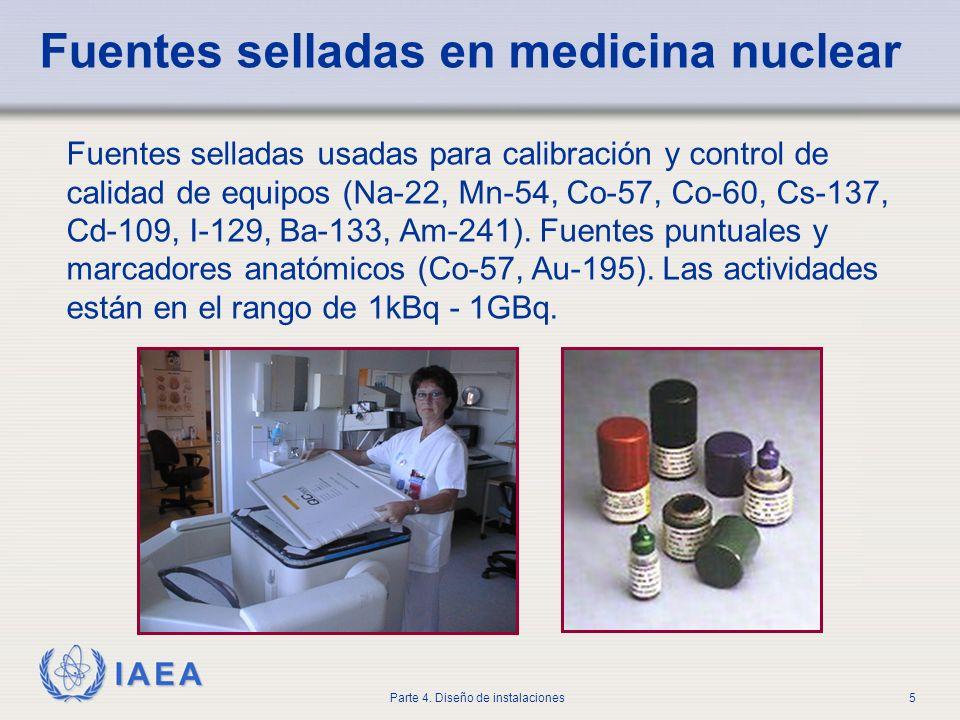 Fuentes selladas en medicina nuclear