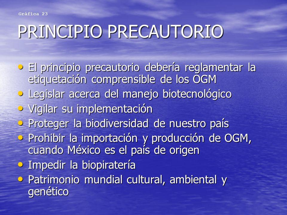 PRINCIPIO PRECAUTORIO