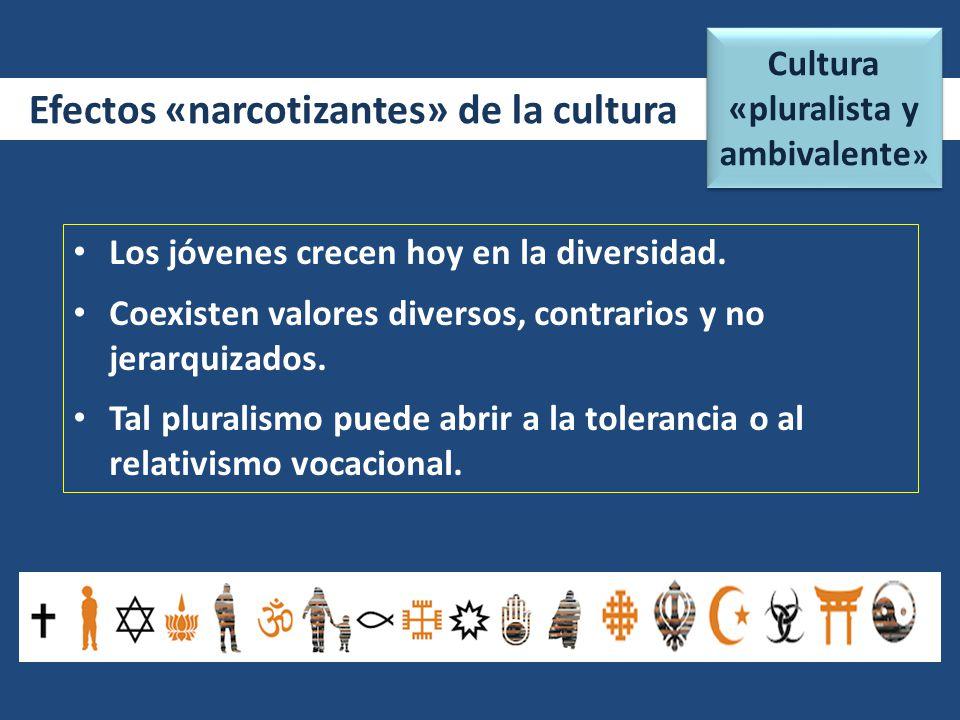 Cultura «pluralista y ambivalente»