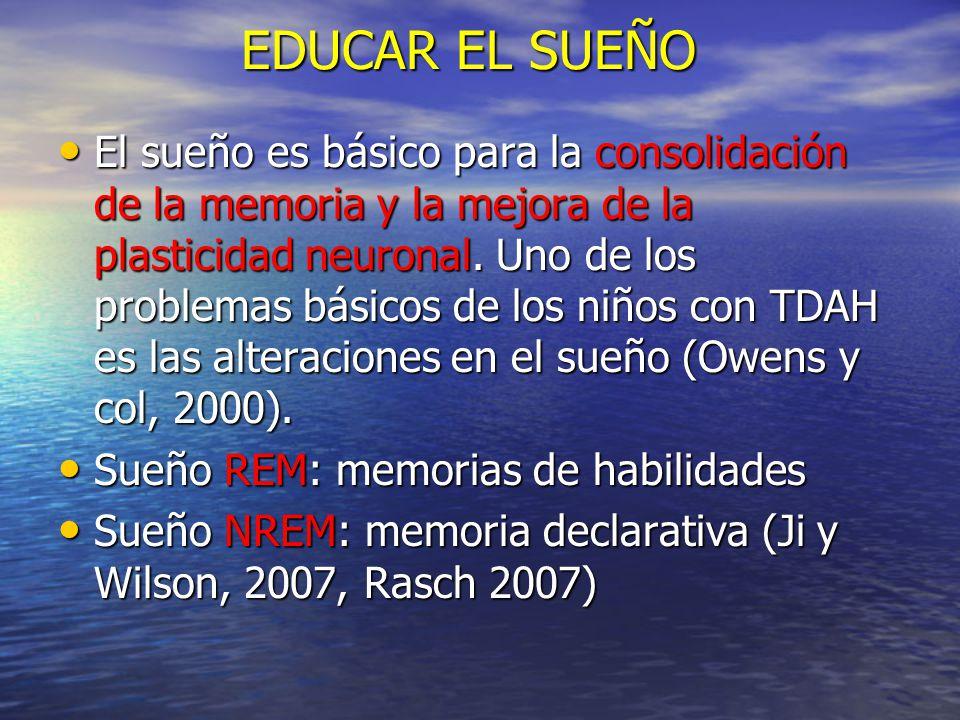 EDUCAR EL SUEÑO