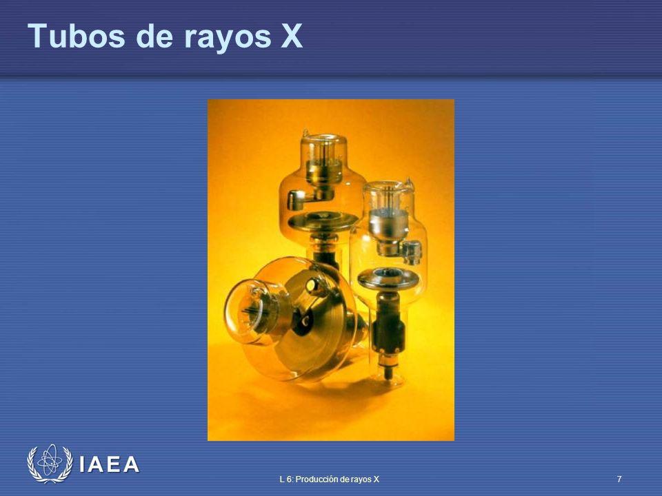 Tubos de rayos X