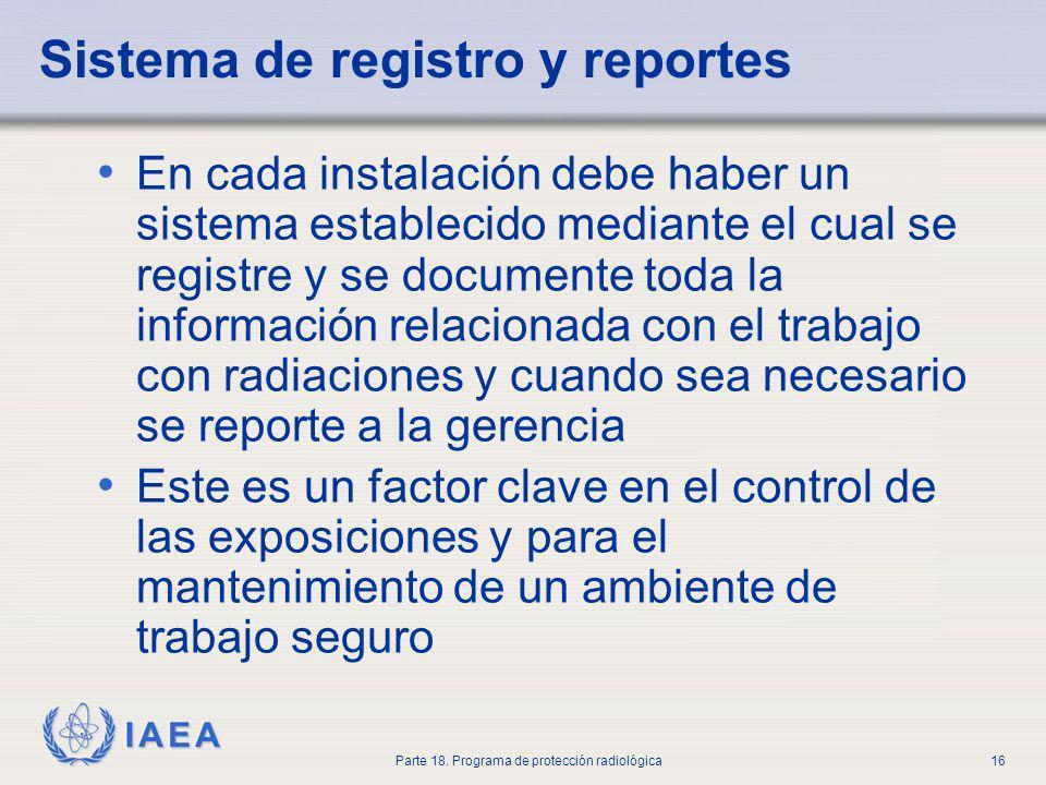 Sistema de registro y reportes