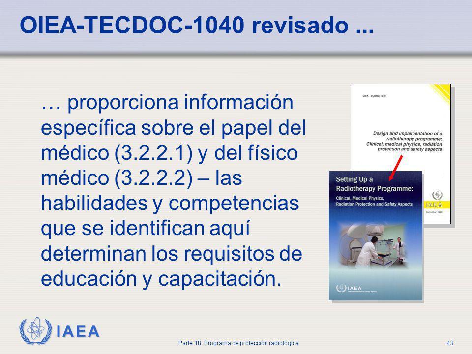 OIEA-TECDOC-1040 revisado ...