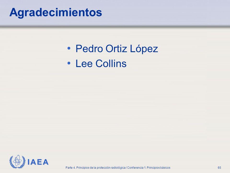 Agradecimientos Pedro Ortiz López Lee Collins Part No 4, Lesson No 1