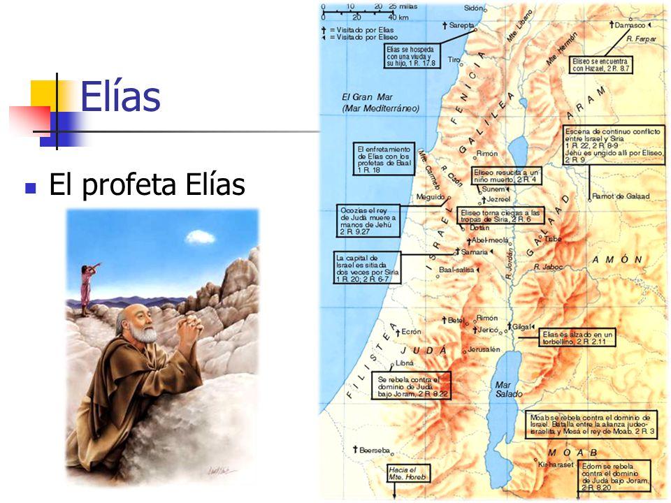 Elías El profeta Elías