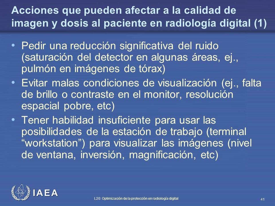 Acciones que pueden afectar a la calidad de imagen y dosis al paciente en radiología digital (1)