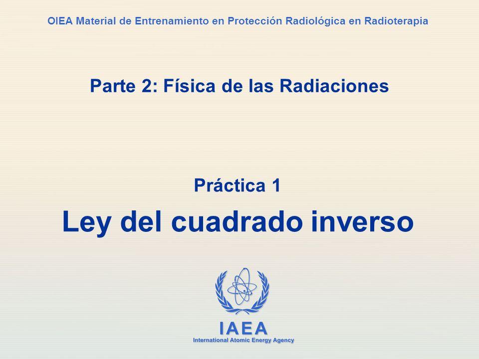 Parte 2: Física de las Radiaciones