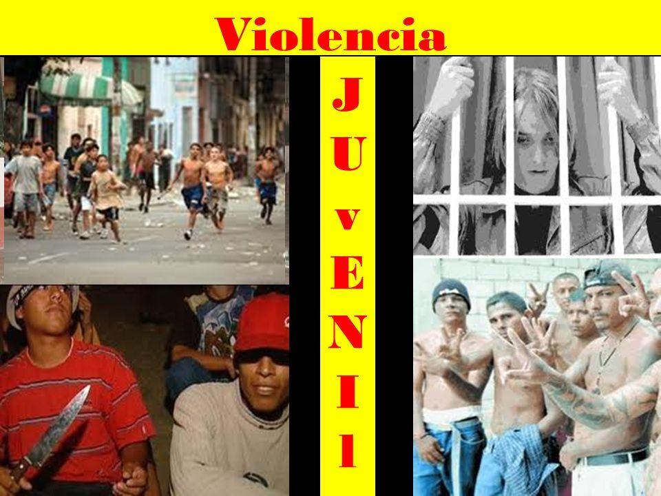 Violencia J Uv E N I l