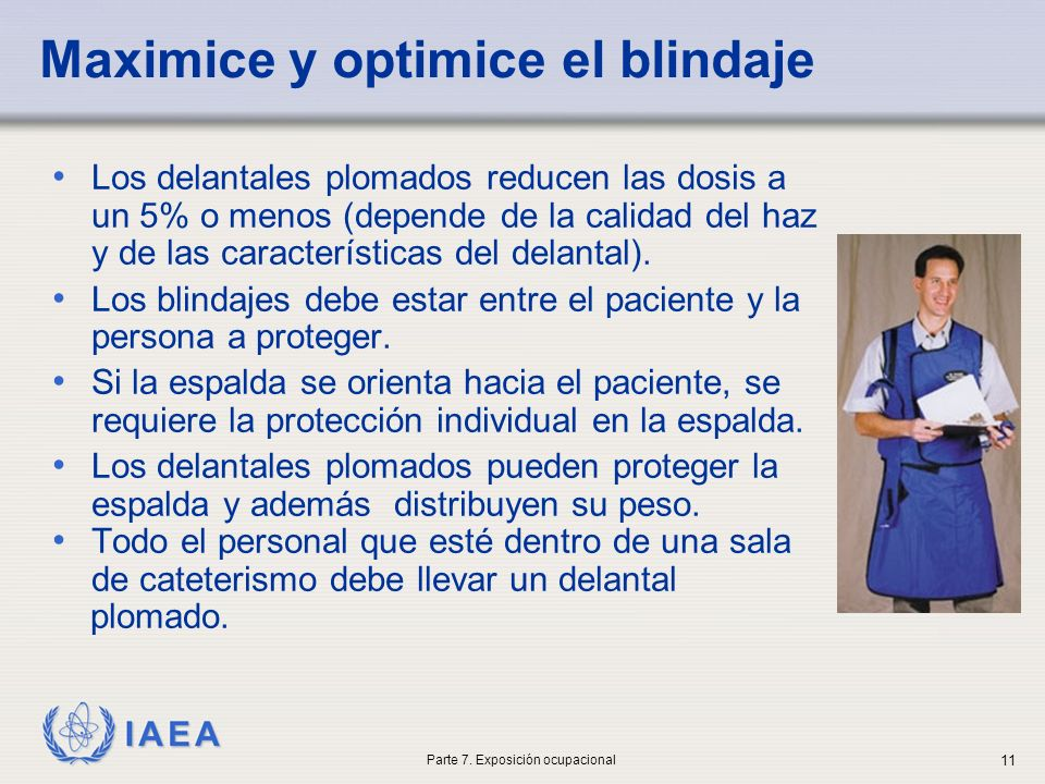 Maximice y optimice el blindaje