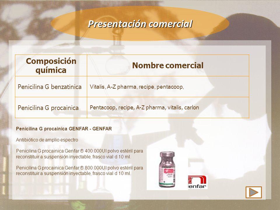 Presentación comercial
