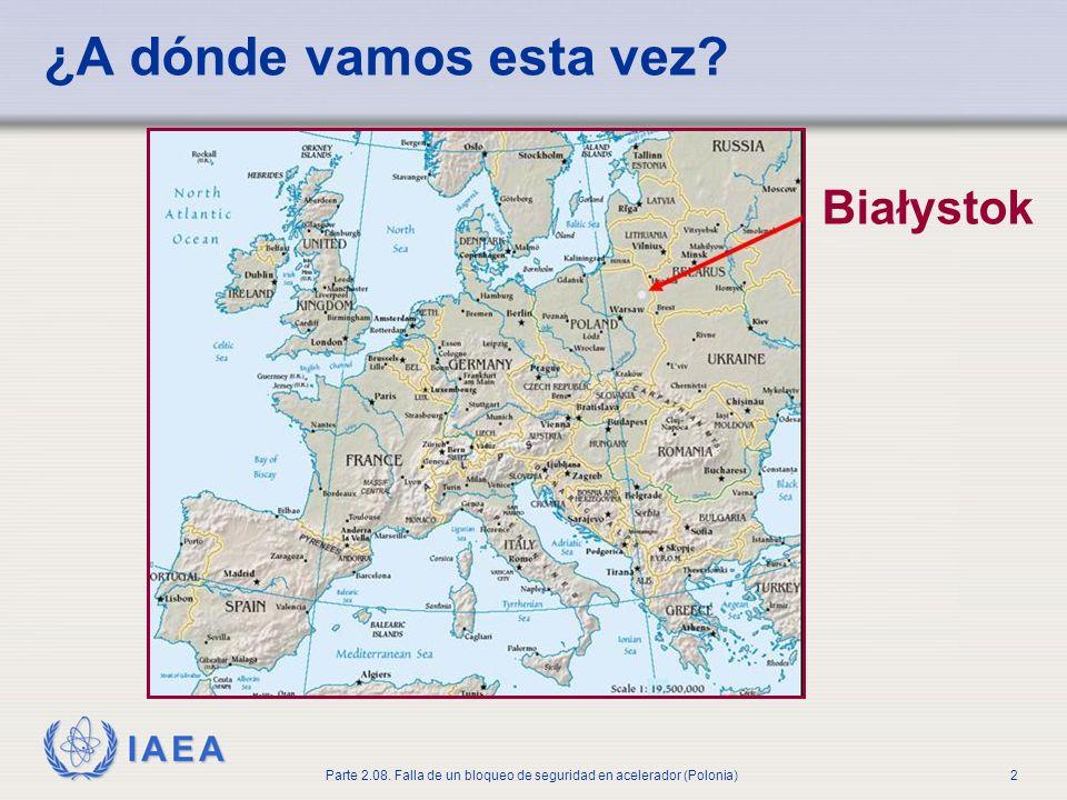 ¿A dónde vamos esta vez Białystok