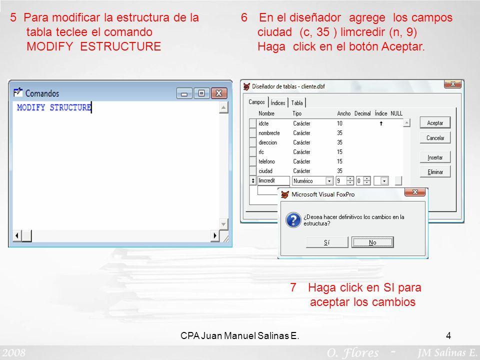 CPA Juan Manuel Salinas E.