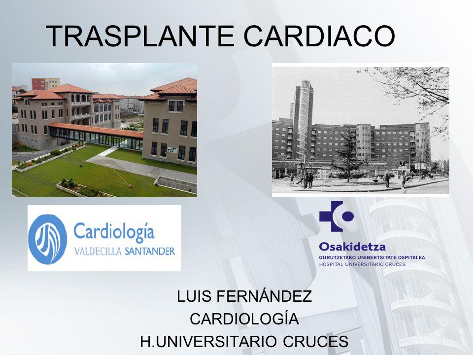 LUIS FERNÁNDEZ CARDIOLOGÍA H.UNIVERSITARIO CRUCES