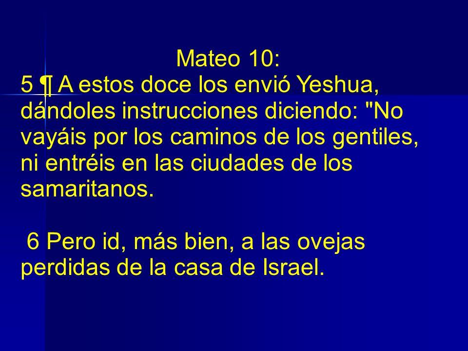 Mateo 10: