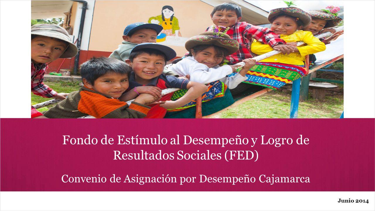 Fondo de Estímulo al Desempeño y Logro de Resultados Sociales (FED)