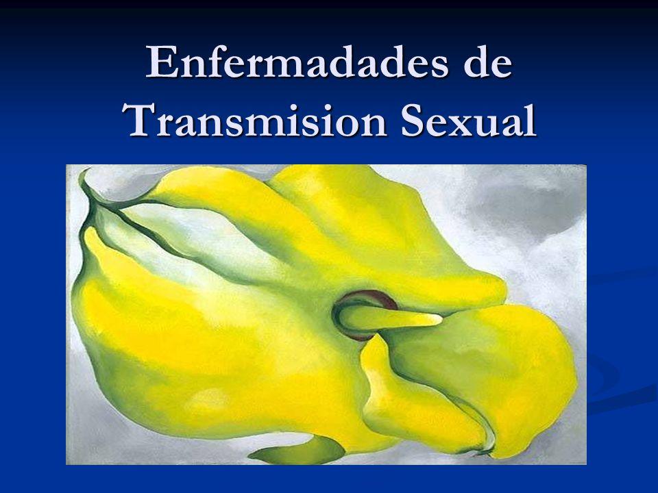 Enfermadades de Transmision Sexual