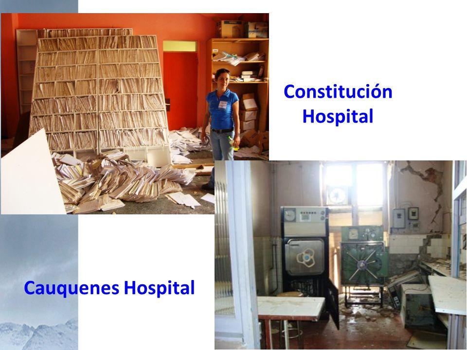 Constitución Hospital