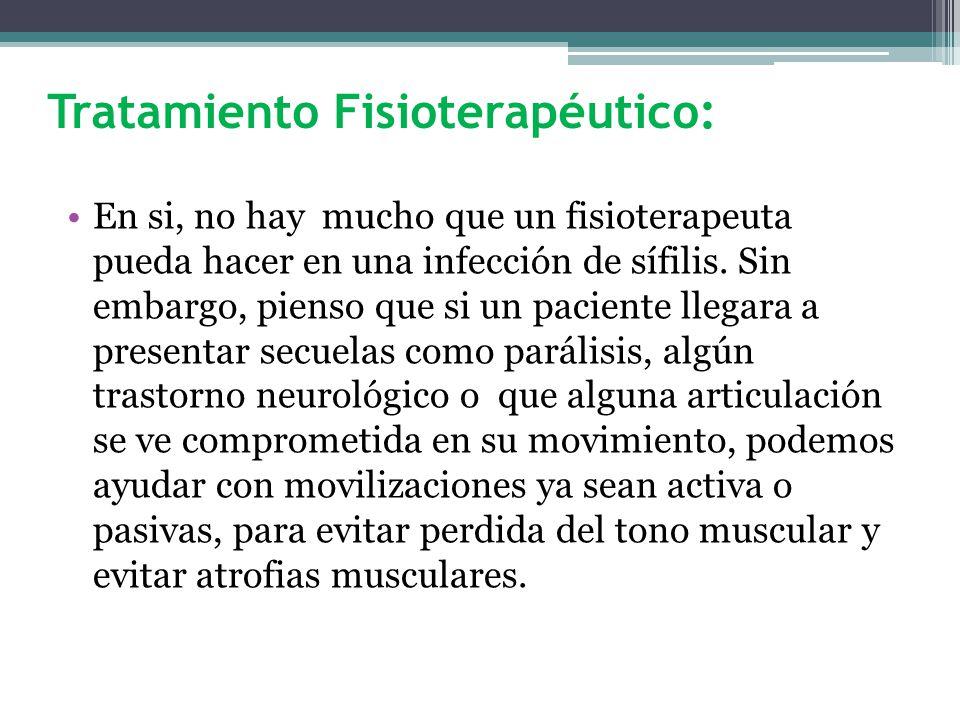 Tratamiento Fisioterapéutico: