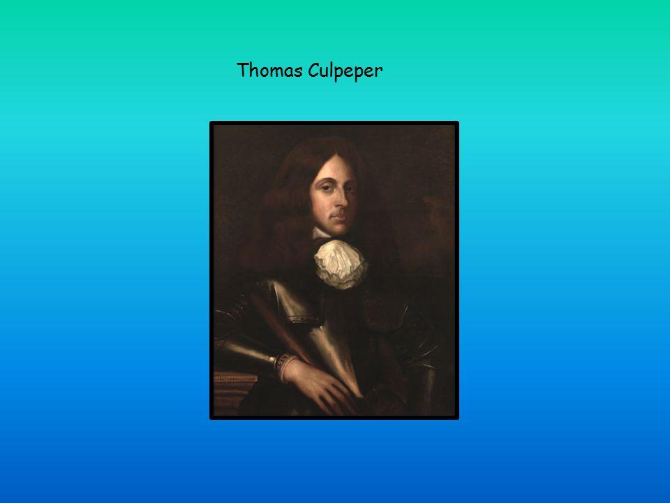 Thomas Culpeper