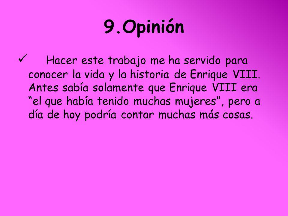 9.Opinión