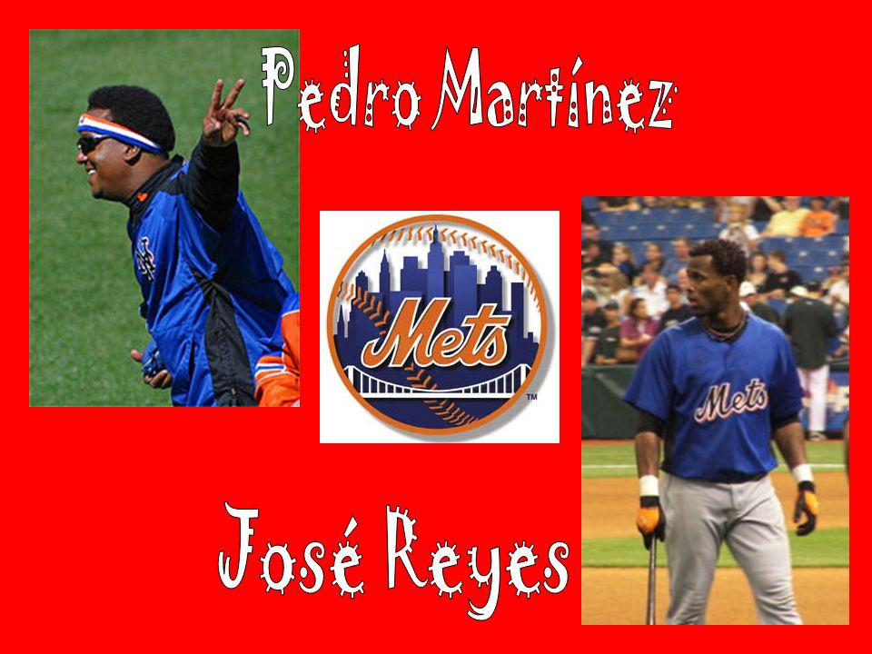 Pedro Martínez José Reyes