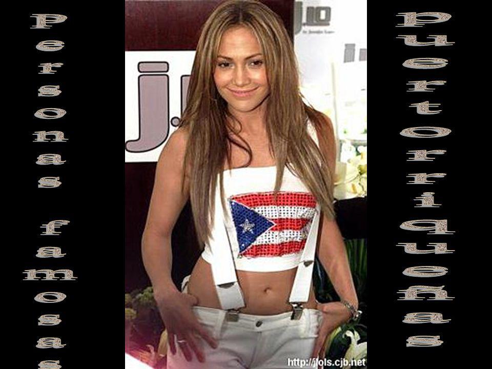 puertorriqueñas puertorriqueñas Personas famosas