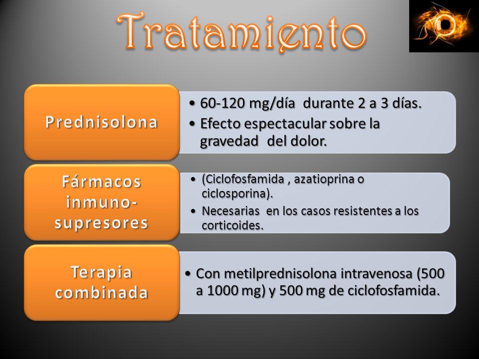 Fármacos inmuno-supresores