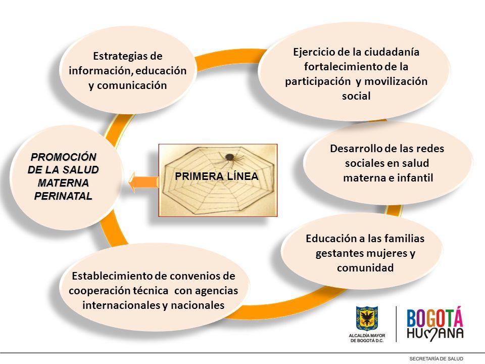 Estrategias de información, educación y comunicación