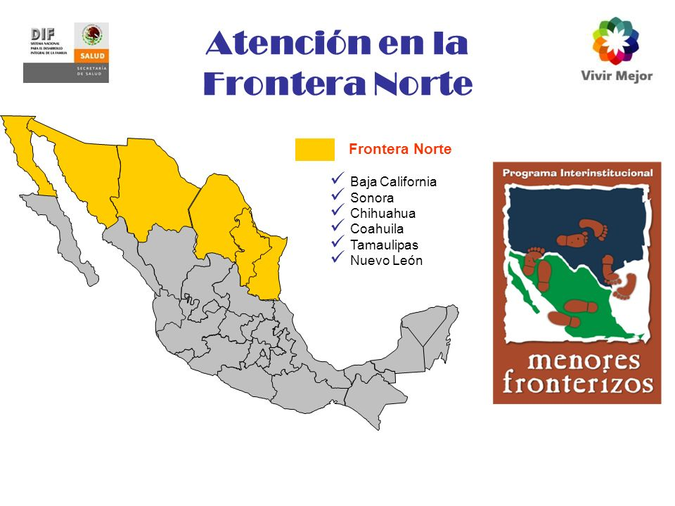 Atención en la Frontera Norte