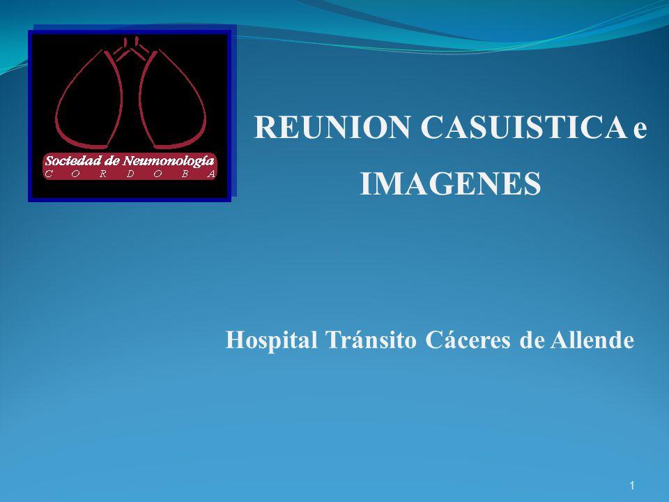 Hospital Tránsito Cáceres de Allende