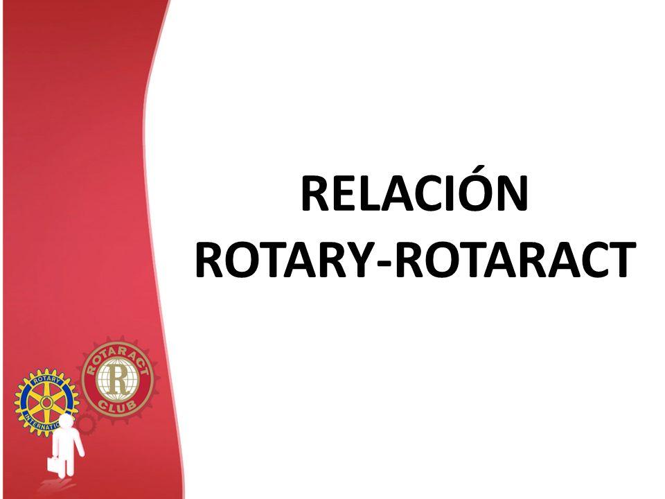 RELACIÓN ROTARY-ROTARACT