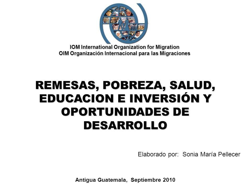 IOM International Organization for Migration