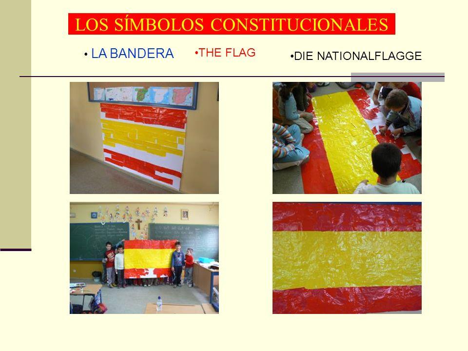 LOS SÍMBOLOS CONSTITUCIONALES