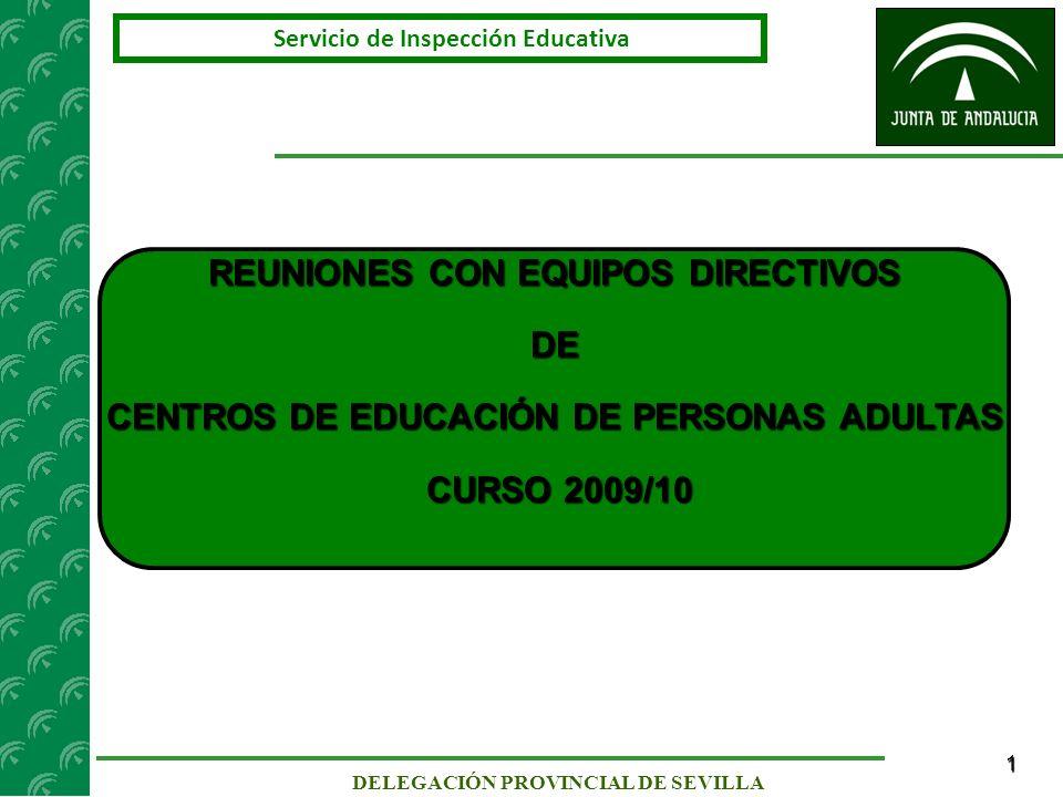 REUNIONES CON EQUIPOS DIRECTIVOS DE