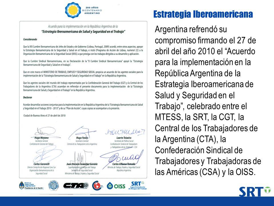 Estrategia Iberoamericana