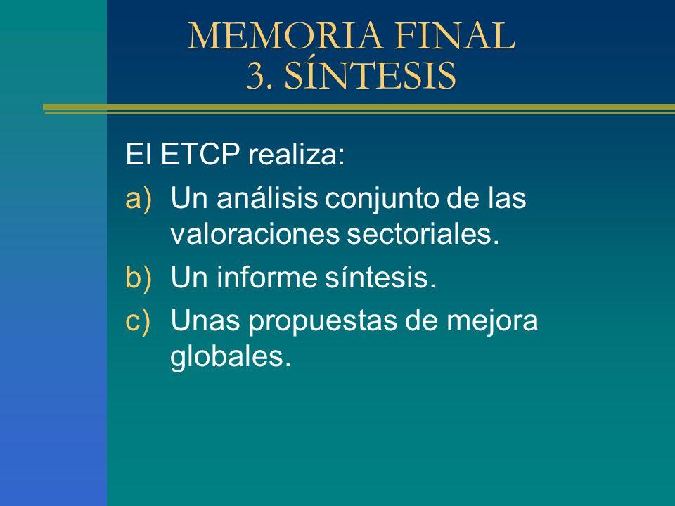 MEMORIA FINAL 3. SÍNTESIS