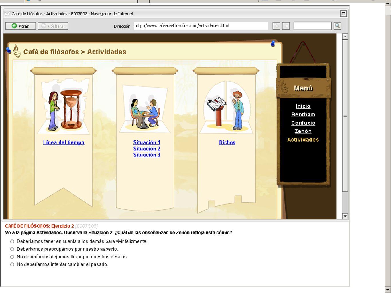 7 EJEMPLO DE ÍTEM Sevilla. AGENCIA ANDALUZA DE EVALUACIÓN PISA 2012