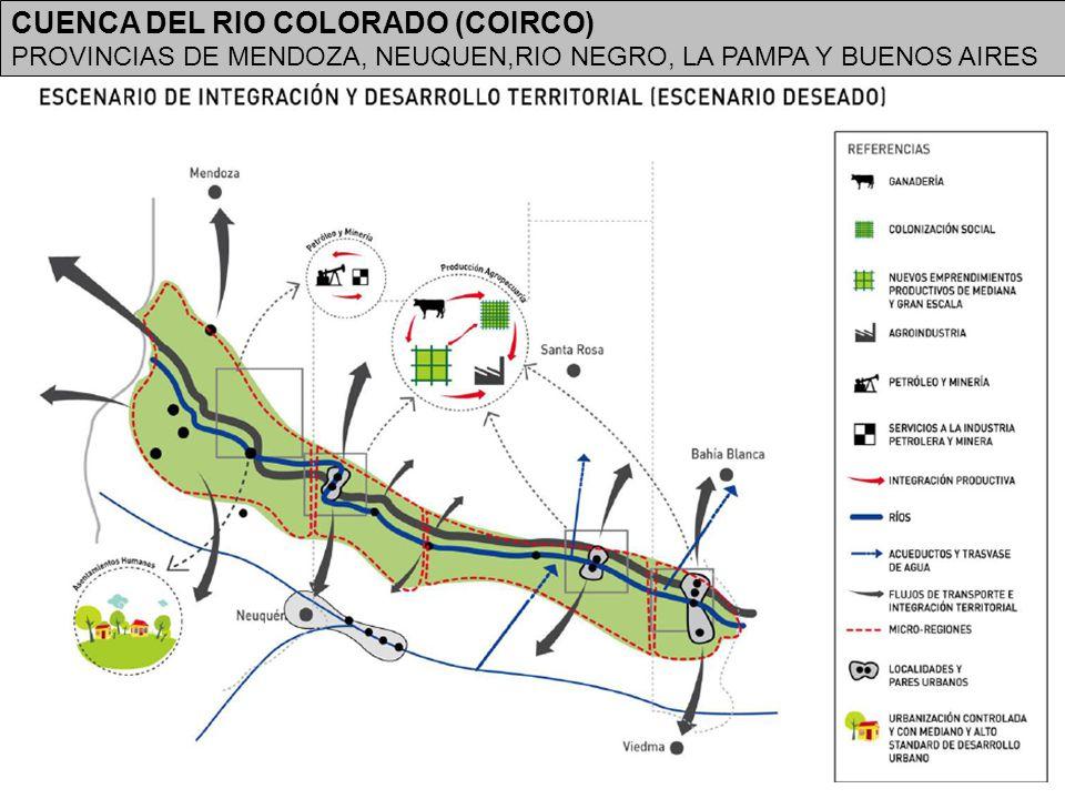 CUENCA DEL RIO COLORADO (COIRCO)