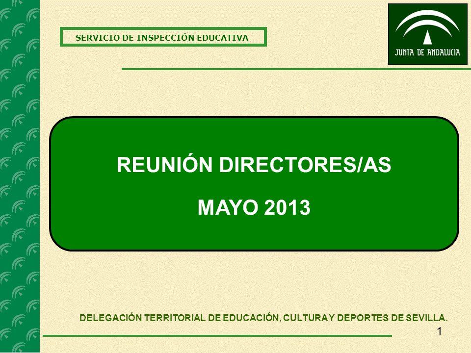 REUNIÓN DIRECTORES/AS
