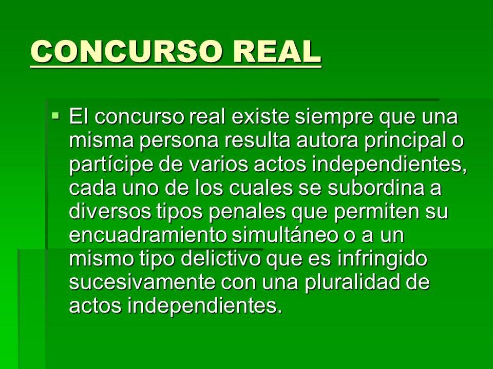 CONCURSO REAL
