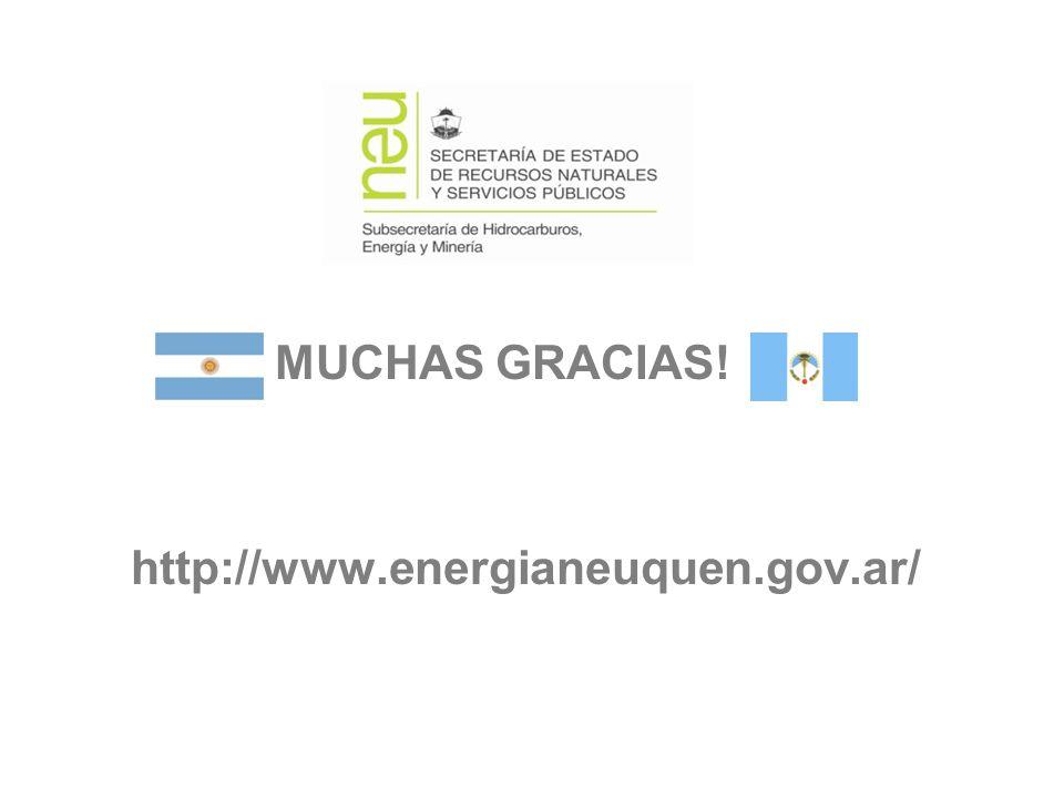 MUCHAS GRACIAS! http://www.energianeuquen.gov.ar/