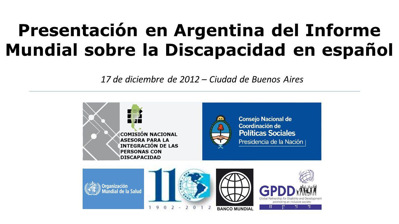 17 de diciembre de 2012 – Ciudad de Buenos Aires
