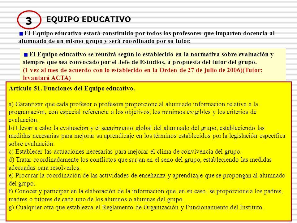 3 EQUIPO EDUCATIVO.