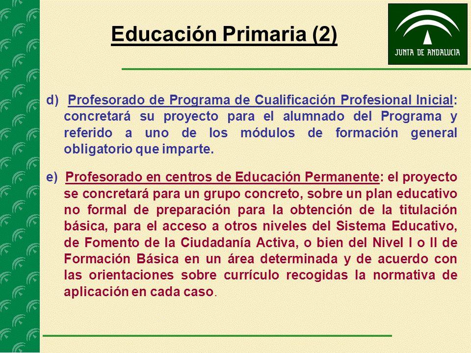 Educación Primaria (2)