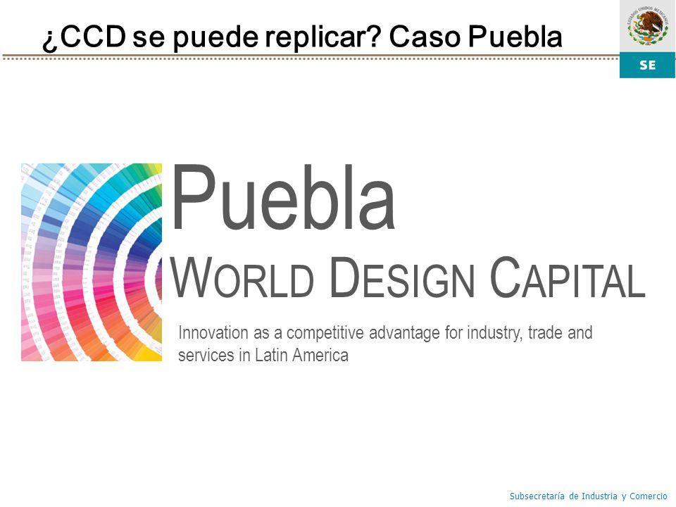 ¿CCD se puede replicar Caso Puebla
