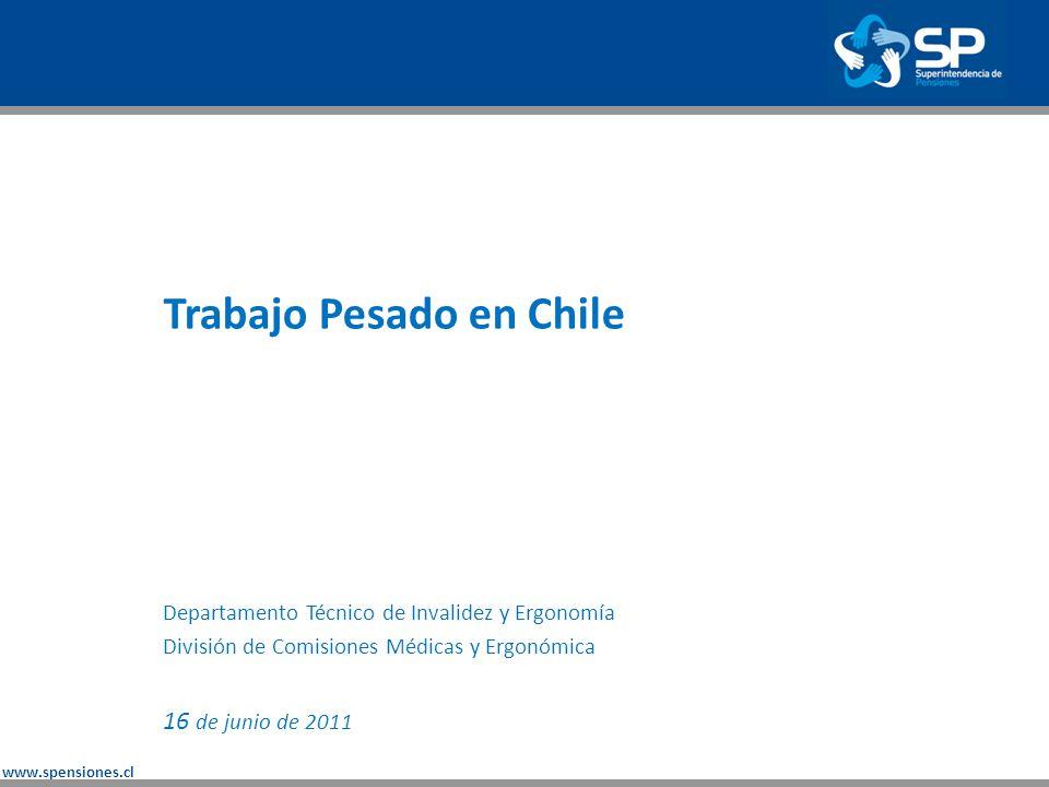 Trabajo Pesado en Chile