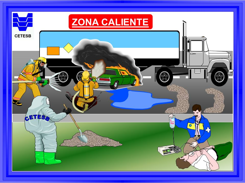 ZONA CALIENTE CETESB