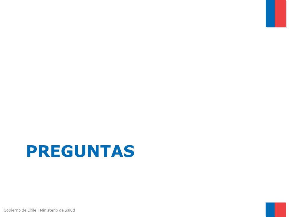 PREGUNTAS Gobierno de Chile | Ministerio de Salud