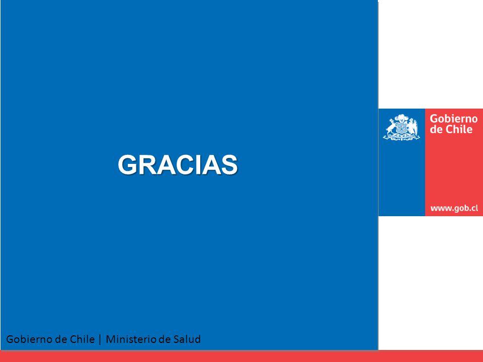 GRACIAS Gobierno de Chile | Ministerio de Salud