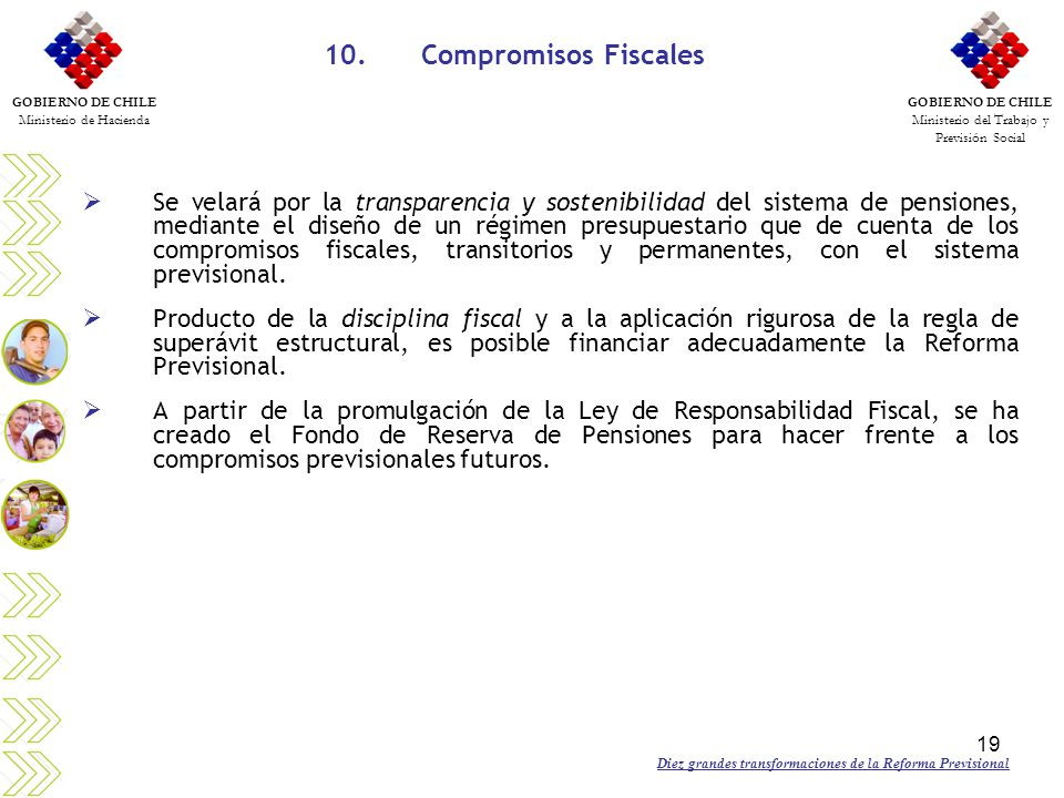 Compromisos Fiscales